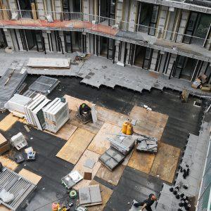 PavePads i byggeprojekt