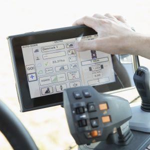 Det brugervenlige SmartTouch Auto guidance